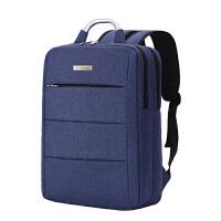 戴尔苹果华硕笔记本电脑包双肩包15.6寸14寸17寸男女书包双肩背包