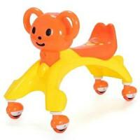 音乐扭扭车1-9岁女宝宝婴儿溜溜轻便滑行小孩男溜娃神器大号童车
