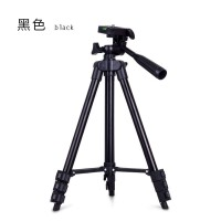 手机照相机单反微单三脚角架自拍器摄影云台折叠支架桌面落地直播