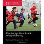 【预订】Routledge Handbook of Sport Policy 9780415666619