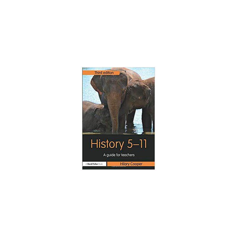 【预订】History 5–11 9781138720831 美国库房发货,通常付款后3-5周到货!