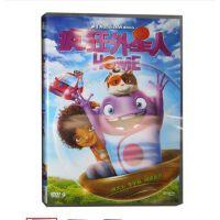 原装正版 电影 疯狂外星人DVD9 碟片佟大为 李宇春配音 中英双语 高清视频 光盘