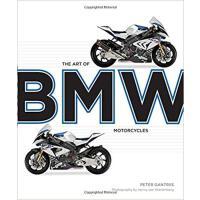 英文原版 宝马摩托车的艺术 The Art of BMW Motorcycles