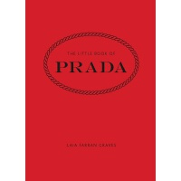 【中商原版】普拉�_:�典 英文原版 The Little Book of Prada Laia Farran Grave