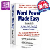 wordpower 单词的力量Word Power Made Easy英文原版正版书籍英语词汇可搭英英韦氏字词典mer