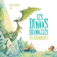法语原版绘本 解冻的恐龙 Agnès Ernoult & Pog Les dinos décongelés : ils