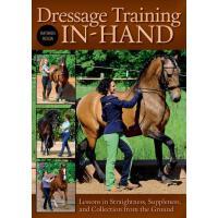 【预订】Dressage Training In-Hand: Lessons in Straightness, Sup