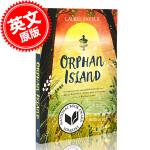 现货 孤儿岛 英文原版 Orphan Island 劳雷尔・斯奈德 Laurel Snyder 天鹅作者 儿童幻想小说