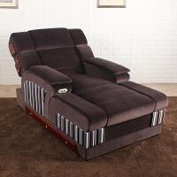 电动足疗沙发床足浴沙发美甲沙发按摩床洗浴桑拿洗脚大厅休息躺椅