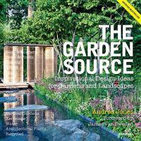 正版 The Garden Source: Inspirational Design Ideas for Gardens