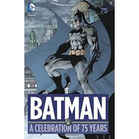 英文原版Batman: A Celebration of 75 Years,蝙蝠侠:75年庆典