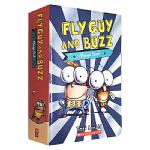 苍蝇小子英文原版 Fly Guy Buzz Deluxe 15册全套装 儿童书 小学生趣味英语 简单梁读书读物