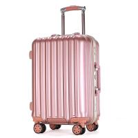 新款拉杆箱 男女士商务休闲旅行箱学生用密码箱登机箱托运箱万向轮