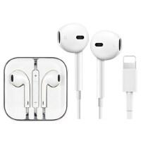 [礼品卡]iPhoneX 专用耳机 苹果iphone7p 耳机 苹果7 plus入耳式耳机6 6s手机线控入耳式 ip