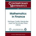 【预订】Mathematics in Finance 9780821846735