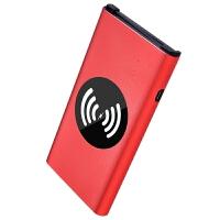 iPhoneX无线充电宝超薄 苹果8plus专用三星S8小米手机通用 大容量