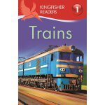 Kingfisher Readers: Level 1: Trains