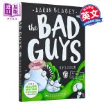 【中商原版】我是大坏蛋6 英文原版 the Bad Guys #6 Alien vs Bad Guys 儿童漫画 儿童