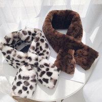 毛毛围巾围脖冬季保暖百搭毛领子仿皮草chic潮