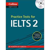 【正版二手书9成新左右】Practice Tests For Ielts 2 (Incl Cd null Harper