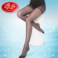 6条浪莎丝袜 超薄不加裆防勾丝连裤袜 春夏性感肉色美腿打底袜子