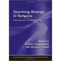 【预订】Teaching Biology in Schools 9781138087989
