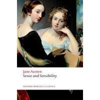 英文原版 理智与情感 (牛津世界经典) Sense and Sensibility