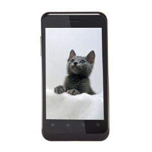 【当当自营】 ZTE中兴 V889S 3G手机 智能手机 WCDMA/GSM 双卡双待(黑色)