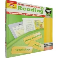 童书加州阅读技巧3年级 Skill Sharpeners Reading, Grade 3
