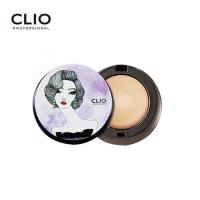 【新品】韩国珂莱欧(Clio)艺彩炫光散粉 001 珍珠白 定妆提亮肤色