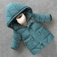 儿童冬装新款男童棉衣外套宝宝棉3-7岁