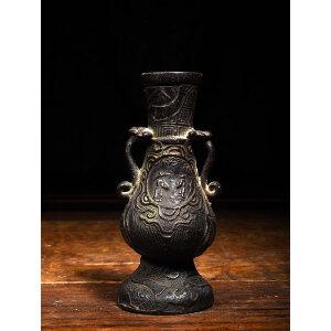 铜人物香瓶