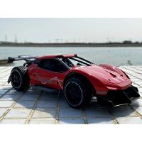 遥控汽车充电儿童玩具四驱越野车漂移rc模型仿真合金赛车