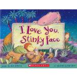 I Love You, Stinky Face (Audio)学乐有声读物:我爱你,我的臭宝贝(书+CD)ISBN9780545117579