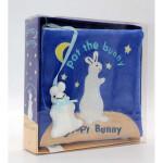 英文原版 Sleepy Bunny 晚安/睡着的小兔子 Pat the Bunny 拍拍小兔子 Cloth Books