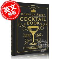 现货 《唐顿庄园》官方鸡尾酒指南 英文原版 The Official Downton Abbey Cocktail B