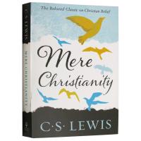 Mere Christianity 刘易斯经典 反璞归真 英文原版 C. Lewis Signature Classic