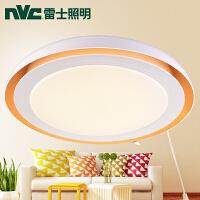 LED卧室吸顶灯 现代时尚卧室书房餐厅圆形吸顶灯