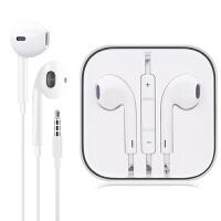 毕亚兹BIAZE 苹果手机耳机iphone入耳式重低音线控耳塞用6s/Plus/5c/iPad/Air BIAZE麦克