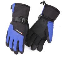 户外保暖滑雪手套男女冬季保暖加厚防风防水防寒棉摩托骑行车手套