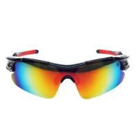 运动镜 豪邦骑行镜 防风镜 滑雪眼镜 登山镜 防风镜 炫彩偏光