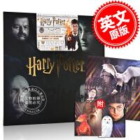 现货 哈利波特 2020年日历月历 英文原版 收藏版 Harry Potter 霍格沃茨