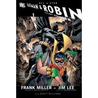 英文原版 全明星超人:蝙蝠侠和罗宾 DC漫画 All Star Batman and Robin, the Boy W