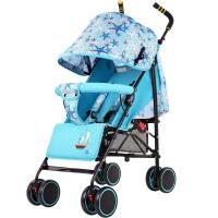 呵宝 婴儿推车轻便折叠童车 婴儿推车可坐可躺婴儿车