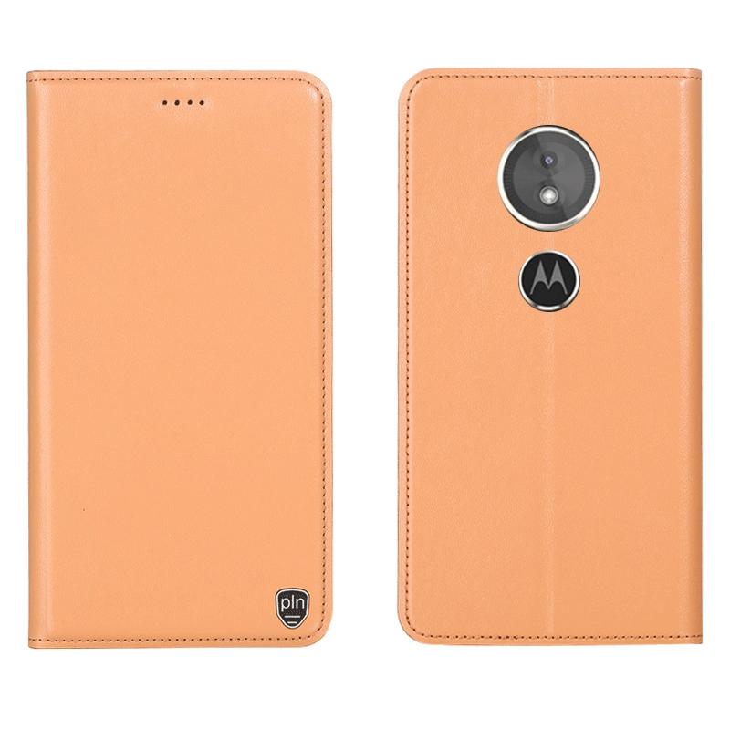 摩托罗拉G6plus手机壳摩托罗拉G6保护套摩托罗拉G6play硅胶防摔翻盖皮套全包边手机套男女