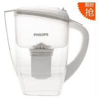 Philips/飞利浦净水壶WP2806 复合陶瓷滤芯3.2L