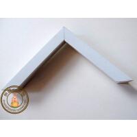 现代简约风格 专业定制相框画框 四色可选 实木拼图框1000片