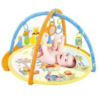 脚踏钢琴健身架宝宝3-12个月新生婴儿玩具