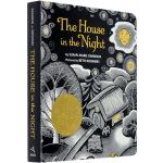 夜色下的小屋 英文原版绘本 The House in the Night 凯迪克金奖 撕不烂纸板书