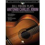 【预订】Bill Piburn Plays Antonio Carlos Jobim: Hal Leonard Sol